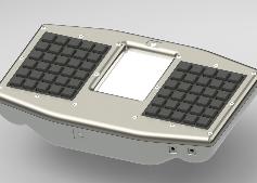 Konstruktion - Solarmodul
